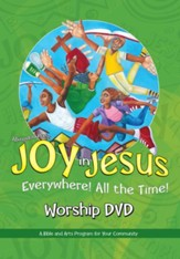 VBS 2016 Joy in Jesus Everywhere! All the Time! - Worship DVD