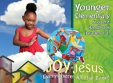 VBS 2016 Joy in Jesus Everywhere! All the Time! - Younger Elementary Student Handbook (Grades 1-3) - Slightly Imperfect