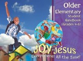 VBS 2016 Joy in Jesus Everywhere! All the Time! - Older Elementary Student Handbook (Grades 4-6) - Slightly Imperfect