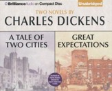Tale of Two Cities and Great Expectations, A: Two Novels - Unabridged Audiobook on CD
