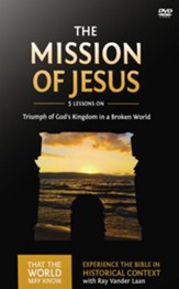 TTWMK Volume 14: The Mission of Jesus, DVD Study with Leader Booklet