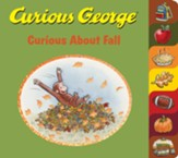 Curious George Curious About Fall (tabbed board book)