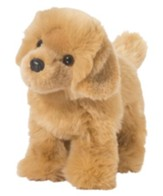 Chap Golden Retriever, Plush Dog