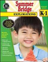 Summer Bridge Explorations, Grades K-1
