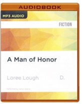 #3: A Man of Honor - unabridged audio book on CD