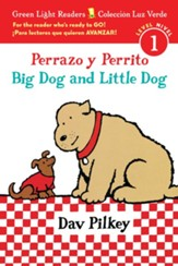 Perrazo Y Perrito, Big Dog and Little Dog, Biligual