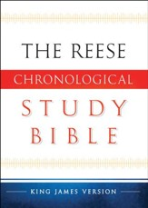 KJV Reese Chronological Study Bible - eBook