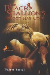 The Black Stallion Series: The Black Stallion's Blood Bay Colt