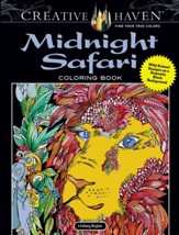 Midnight Safari Coloring Book