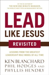 Lead Like Jesus Revisited - eBook