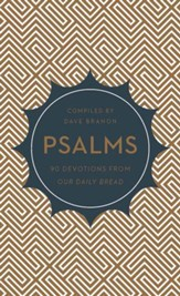 Psalms: 90 Devotions from Our Daily Bread - eBook