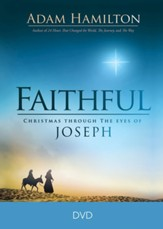 Faithful: Christmas Through the Eyes of Joseph - DVD - Slightly Imperfect