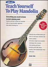 Teach Yourself to Play Mandolin, Book Only