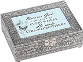 Because God Couldn't Be Everywhere, He Made Grandmothers Music Box