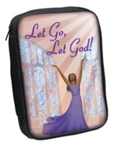 Let Go, Let God Bible Cover
