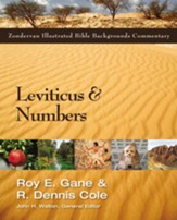Leviticus & Numbers - eBook