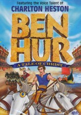 Ben Hur: A Tale of Christ, DVD