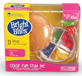 Bright Bites, Color Fun Fruit Pie