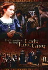 The Forgotten Martyr: Lady Jane Grey, DVD