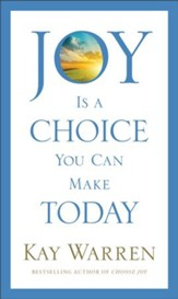 Joy Is a Choice You Can Make Today - eBook