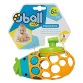 Oball Wind Up Submarine Bath Toy