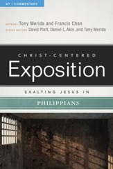 Exalting Jesus in Philippians - eBook