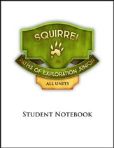 Paths of Exploration Junior 2nd Grade Student Notebook Pages (6 Units; 3rd Edition)