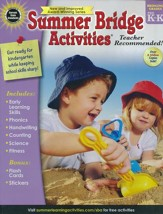 Summer Bridge Activities, Ages 4 to  5