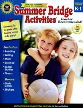 Summer Bridge Activities, Ages 5 to 6