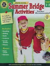 Summer Bridge Activities, Ages 6 to 7