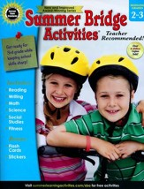 Summer Bridge Activities, Ages 7 to 8