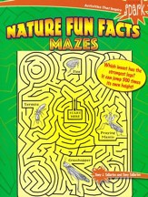 Nature Fun Facts Mazes