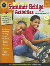 Summer Bridge Activities, Ages 9 to  10