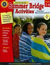 Summer Bridge Activities, Ages 10 to 11