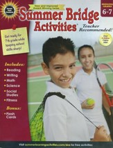 Summer Bridge Activities, Ages 11 to 12