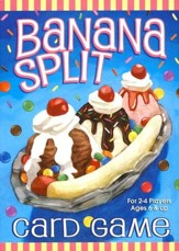 Banana Split Card Game