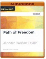 #3: Path of Freedom - unabridged audio book on MP3-CD