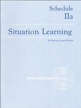 Situation Learning Schedule 2A  Student's Study Book