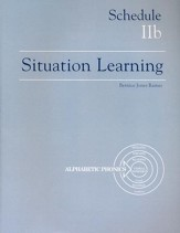 Situation Learning Schedule 2B  Student's Study Book