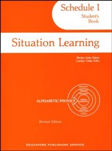 Situation Learning Schedule 1  Student's Study Book