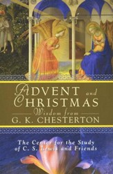 Advent and Christmas Wisdom from G.K. Chesterton