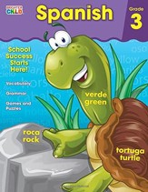 Español, Brighter Child - Grado 3  (Spanish, Brighter Child - Grade 3)