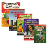 Learn-at-Home STEM Bundle with  Parent Guide, Grade 2