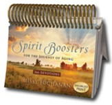 Spirit Boosters for the Journey of Aging: 366 Devotions