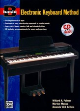 Basix ™ Electronic Keyboard Method, Book & Compact Disc