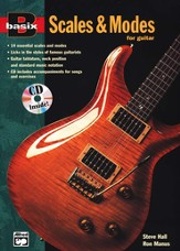 Basix ™ Scales and Modes for Guitar, Book & Compact Disc