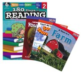 Learn-at-Home Reading Bundle, Grade  2