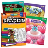 Learn-at-Home Reading Bundle, Grade  3