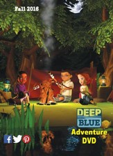Deep Blue: Adventure DVD Fall 2016