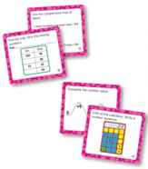 Math Challenge, Age 7 (Set of 36 Cards)